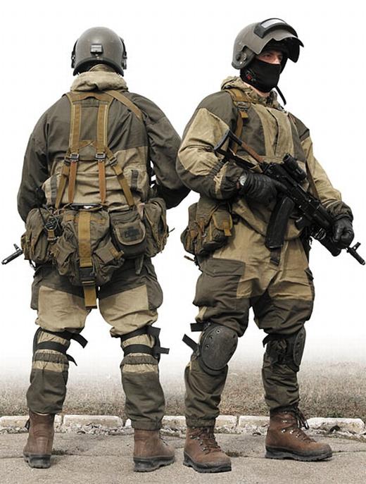soldat.pro - Необходимая экипировка