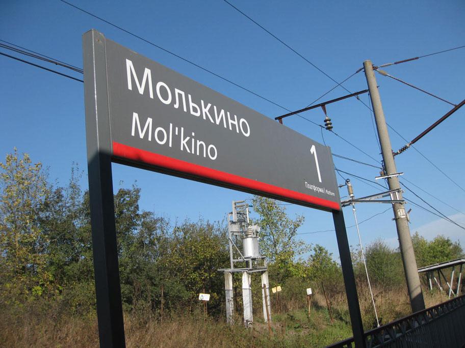 молькино поселок