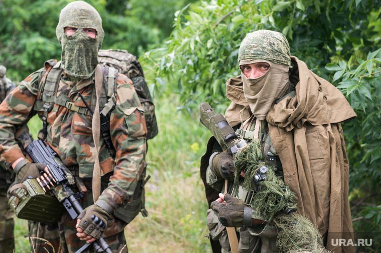 Полтора десятка участников боевых действий на Донбассе отправились в Сирию. Часть из них пополнит ряды ЧВК Вагнера