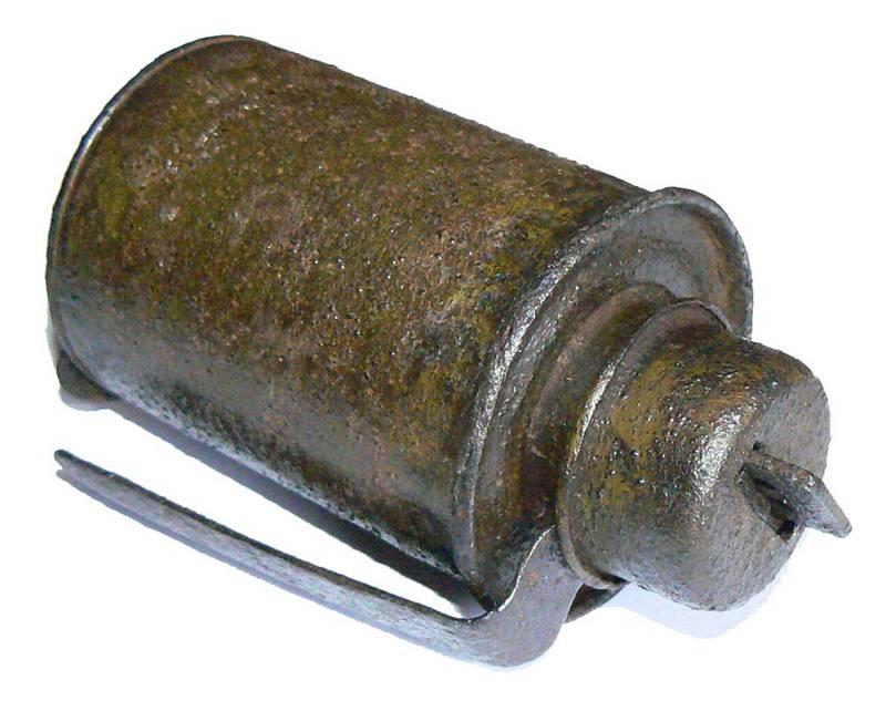 Hand grenade EGR-43