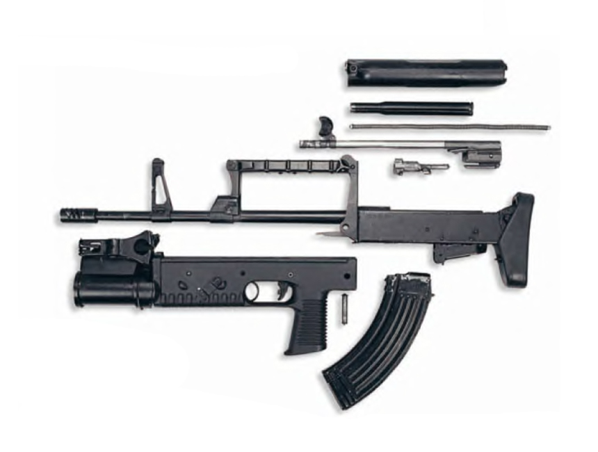 Автомат А-91М