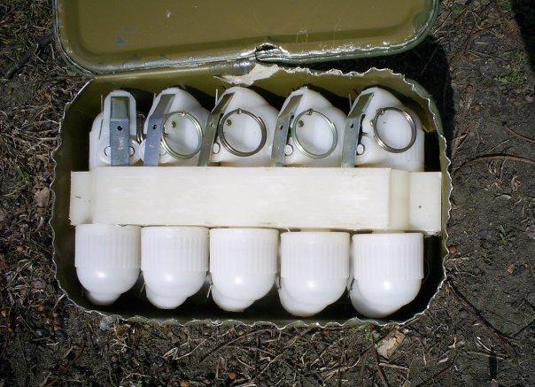 grenade pro