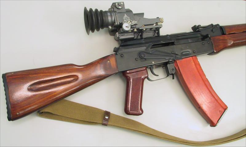 AK-74 automatic