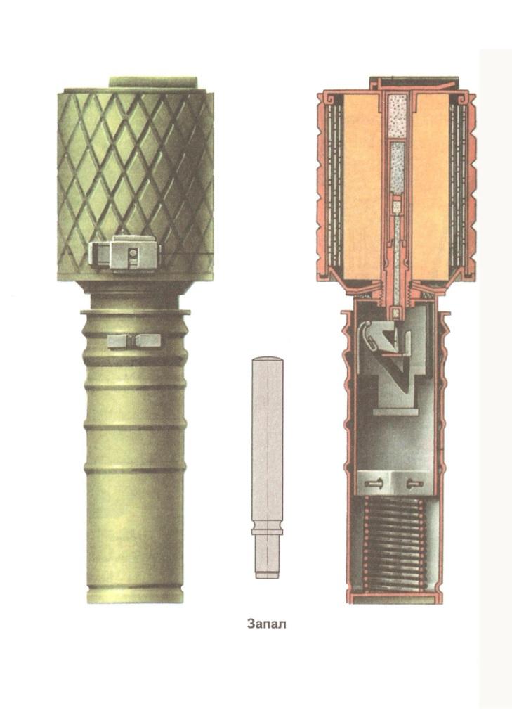 Grenade RGD-33