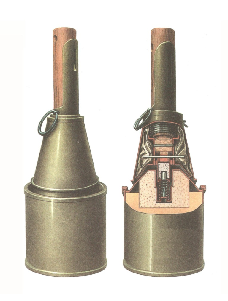 Grenade RPG-43