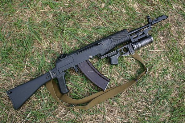 Automatic Nikonov AN-94 Abakan
