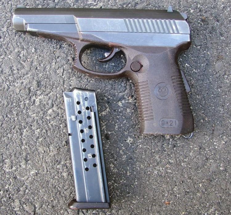 """Пистолет СПС, СР-1 """"Вектор"""", """"Гюрза"""""""