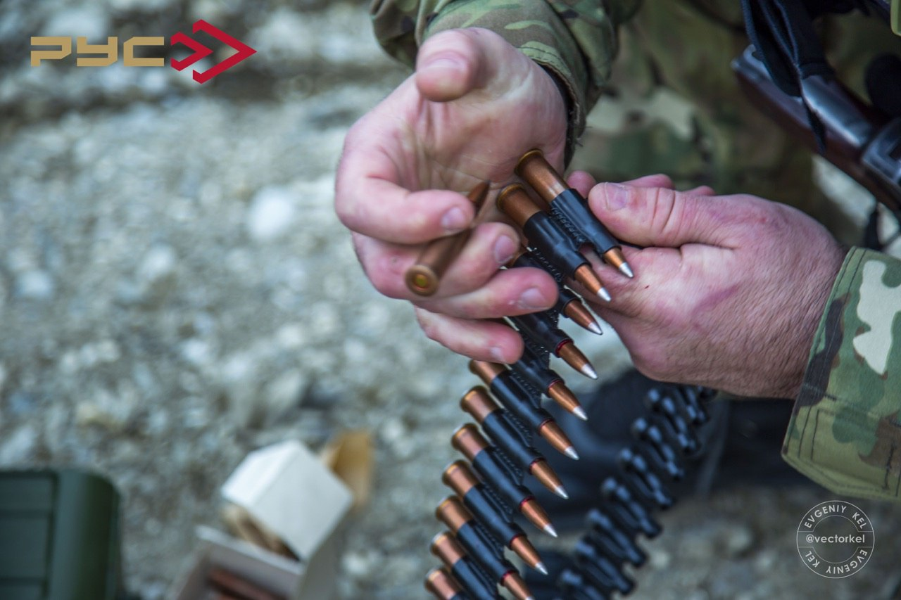 VI Open Championship of the Chechen Republic of tactical shooting among Russian power units