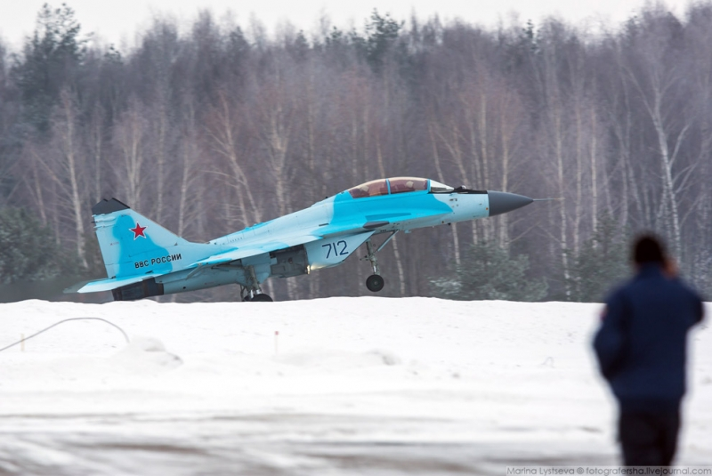 MiG-35 and MiG-35D