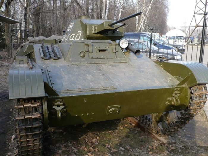 Tank T-60 of TTX, Video, A photo, Speed, armor