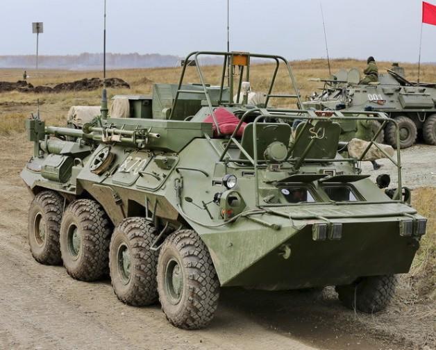 Нову командно-штабну машину БТР-3КШ створено в Україні: система управління боєм, захищений зв'язок і дрони - Цензор.НЕТ 2930