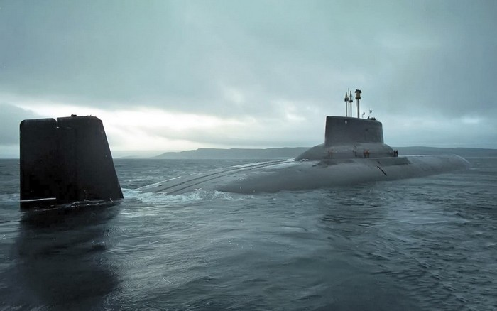 Submarines Project 941