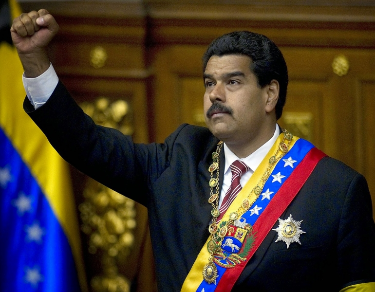 Whether Russia will help Venezuela's military, as it was with Syria?