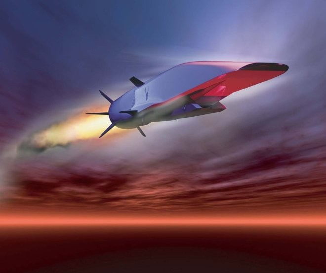 In an effort to catch up with Russia: France announced the development of its own hypersonic weapon