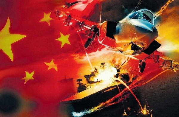 War: US will not stand for anti-China and eight days