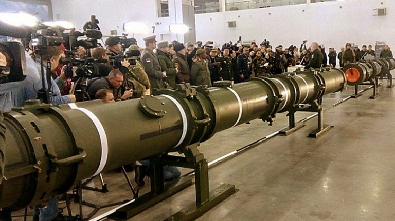 Presentation of missiles 9M729: Russia has thrown pearls before swine