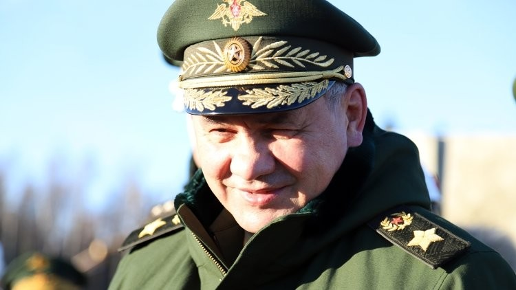 Shoigu told about the technical updates, arrived in the Russian Armed Forces with 2012 by 2018 years