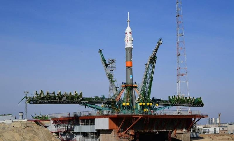 Roscosmos and NASA to fly to the ISS will use Russian ships and the US