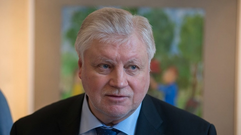 Mironov told, who have nothing to do in Russian politics