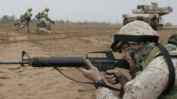 Russian specialists have developed a domestic version of the American M16 rifle