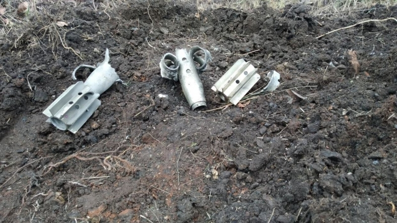 Donbass today: DNI under heavy mortar fire, counterintelligence SBU has covered the looters APU