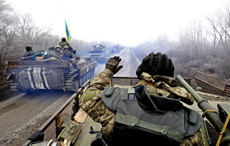 plans revealed: Washington and Kiev is ready to capture the Donbass