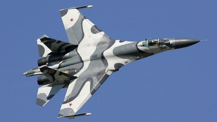 In China, called the superiority of the Su-27 over F-16
