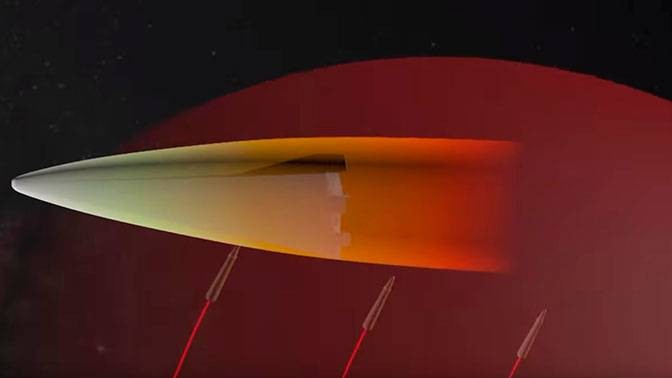 US hypersonic fight against KR and PKB: the process is more important than the result