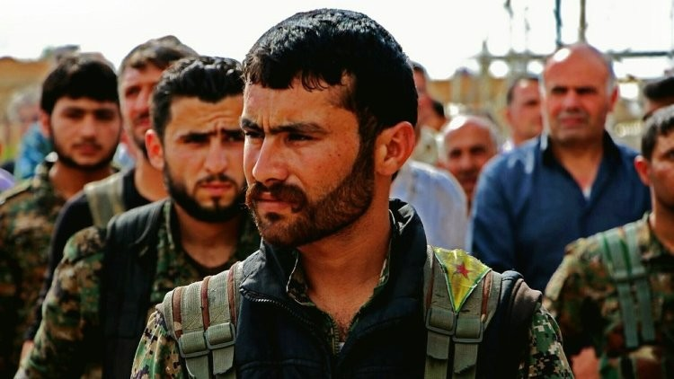 Kurdish gangs refused to carry out the economic demands of the Arab tribes in Syria