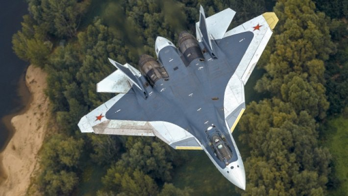 Tests in Syria will make the Su-57 more, than the American F-22 and F-35