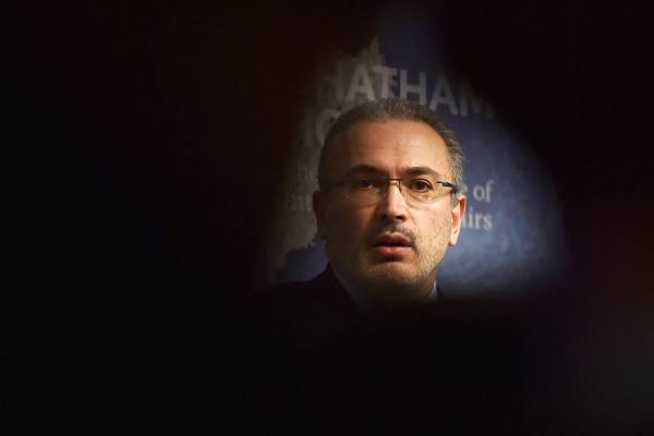 Overseas russophobes not understand: Pavel Khodorkovsky donates why so few