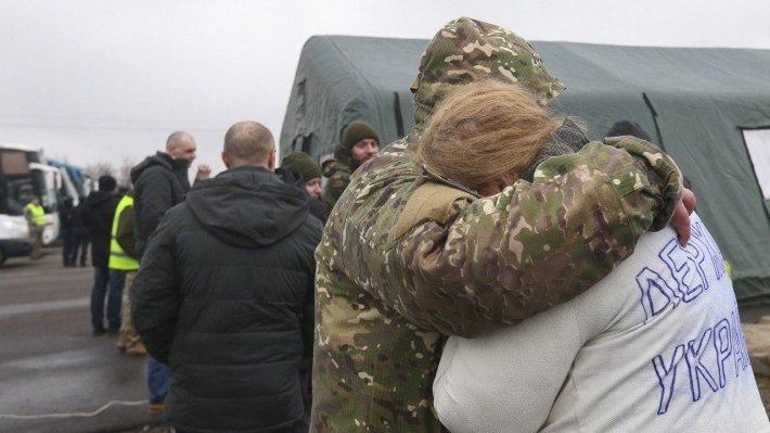 Prisoner exchange brought Kiev to implement the Minsk agreements