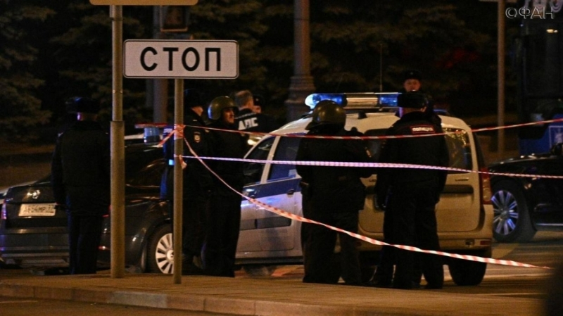 Pre-called name of the suspect in the shooting at the Lubyanka