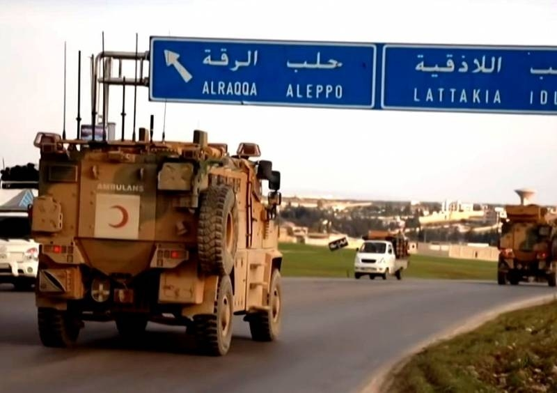 Events in Idlib: Turkey deploys air defense system at the border, CAA thronging militants in southern province