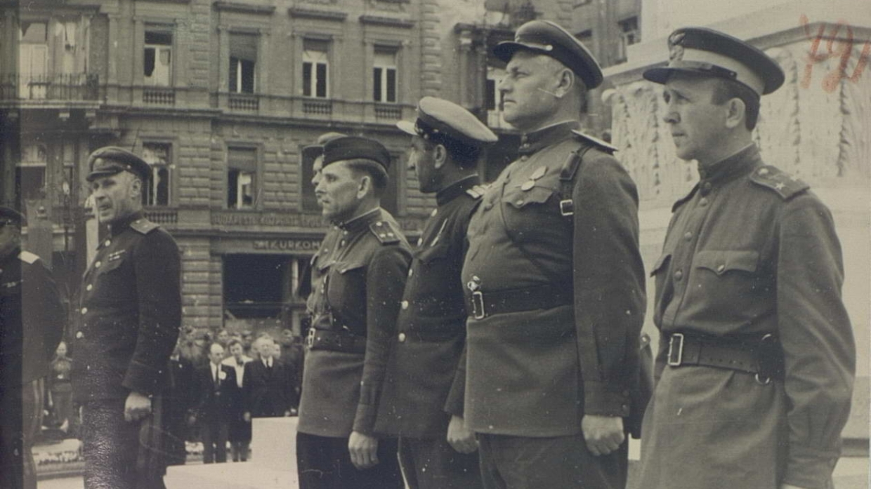 Defense Ministry published a declassified to the 75th anniversary of the liberation of Budapest documents
