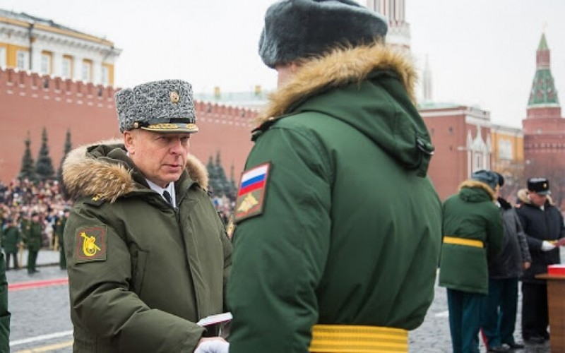 Major General Popov explained the rejection of astrakhan hats in the Russian army
