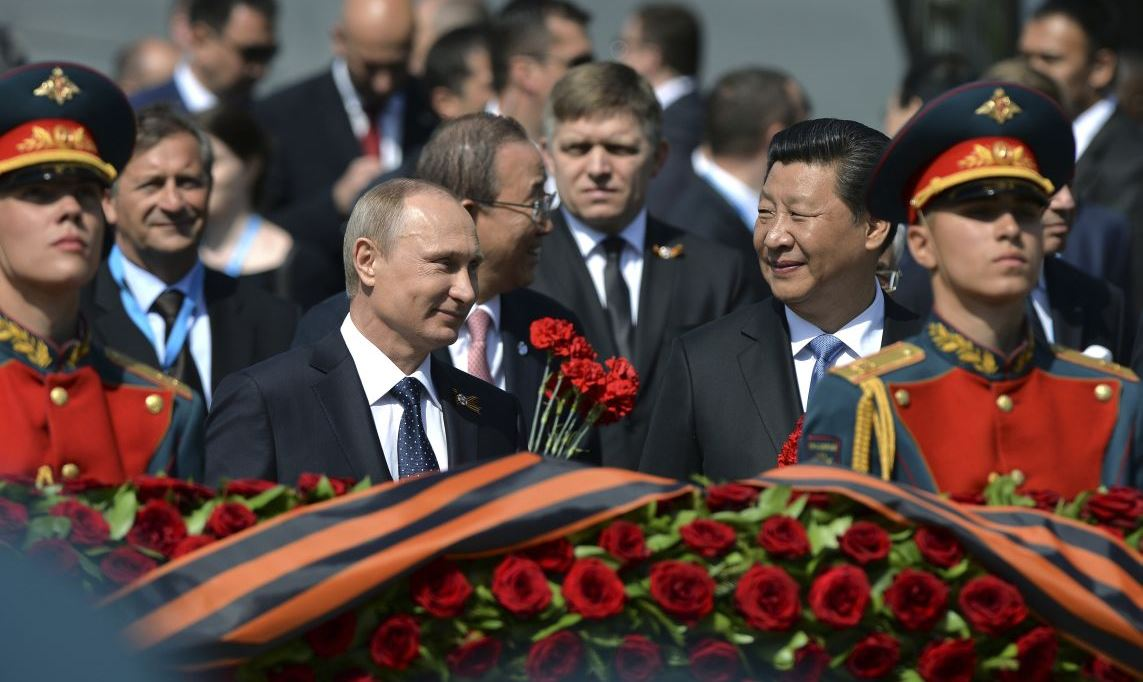 Moscow and Beijing unite, defending the truth about the war