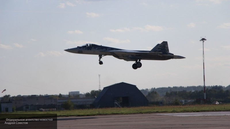 New glazing will protect the Su-57 pilot from the light radiation of a nuclear explosion