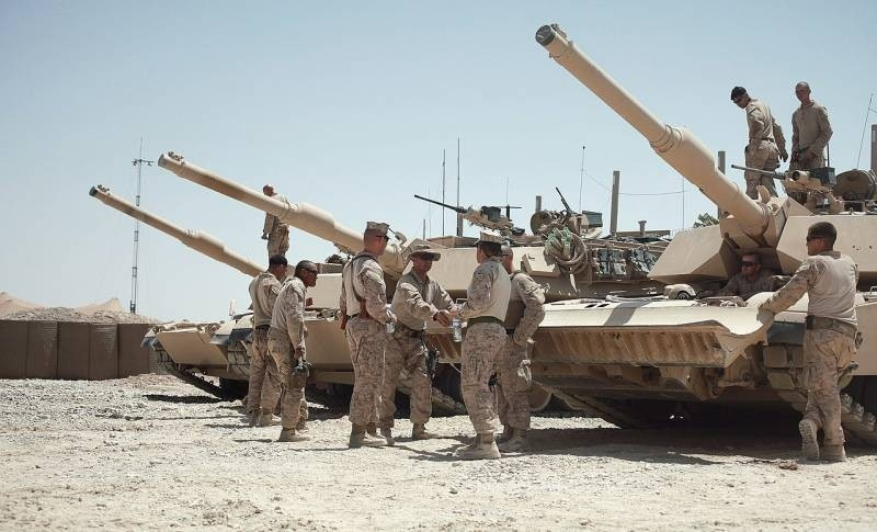 US Marine Corps abandons tanks: optimization or bug?