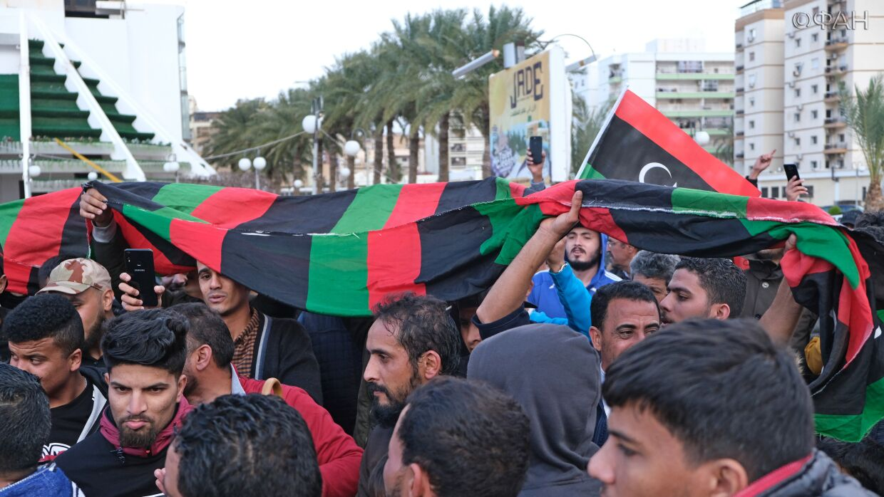 Libyans cannot change the future of the country due to interference from other countries