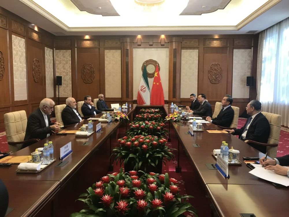 Pact between China and Iran will change the situation in Eurasia