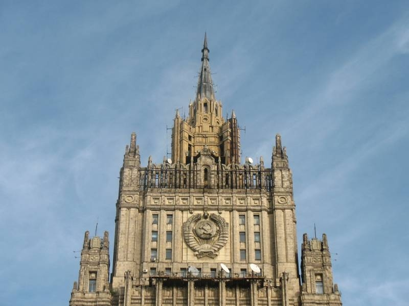 The Ambassador of Belarus was told at the Russian Foreign Ministry, that the actions of Minsk do not correspond to the spirit of fraternal relations