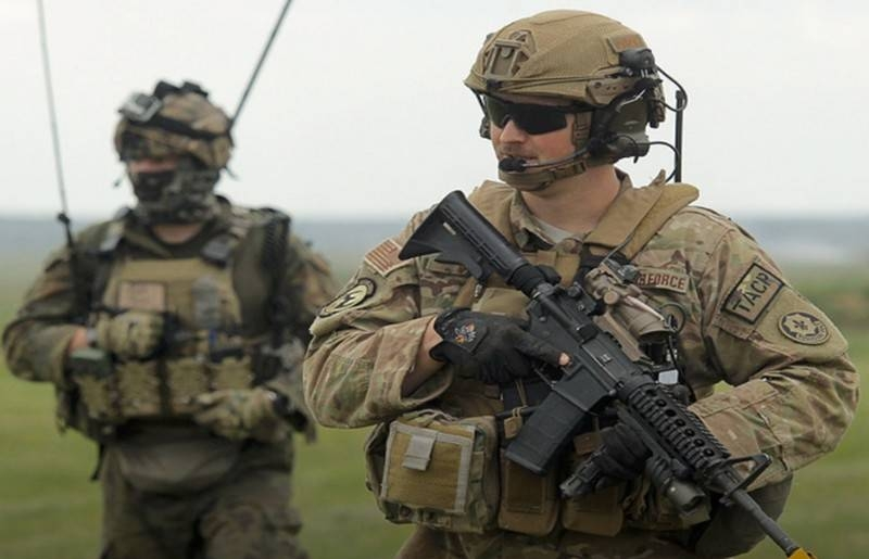 US Army 5th Corps Command deployed in Poland