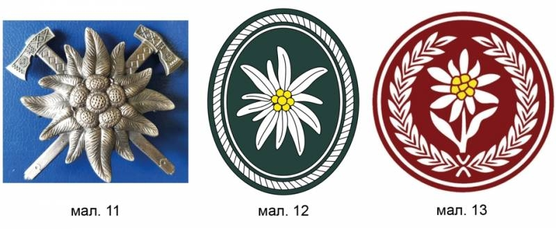 Decommunization in the Ukrainian army: emblems with a crescent moon and stylization of the Star of David appear
