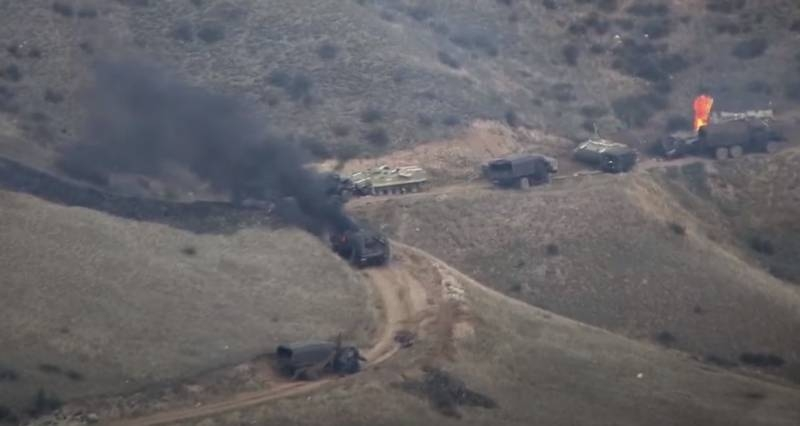 General death, failure of the air defense system «wasp» and other moments: the second day of fighting in Karabakh in the summaries of the sides