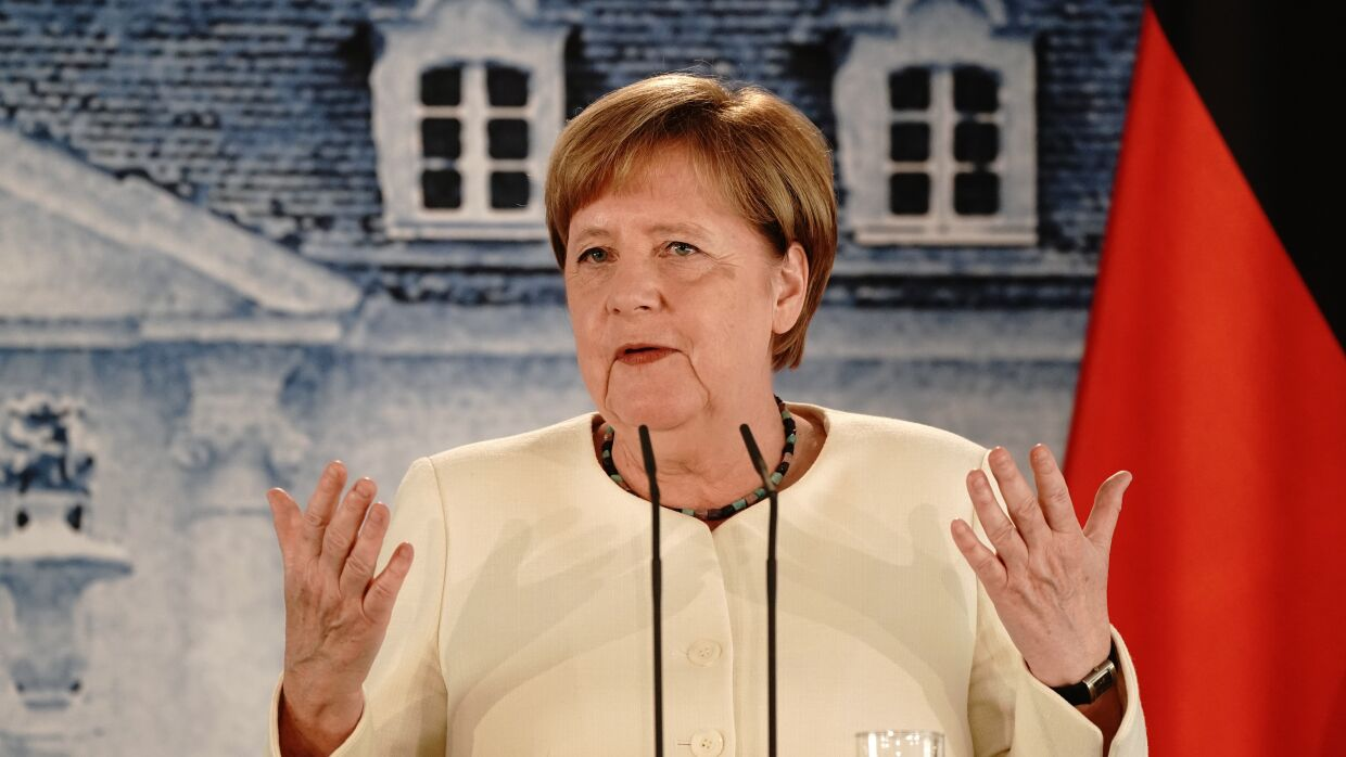 Klinčević: Merkel hinted, that the United States has crushed the UN