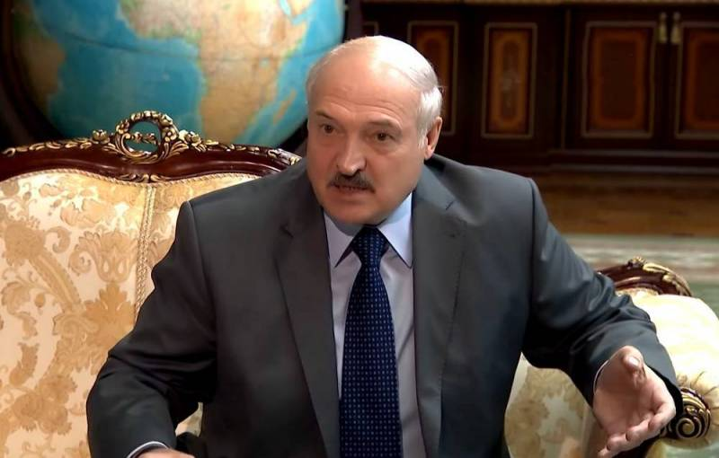 True ally: defending Russia, Lukashenko dealt a serious blow to the West