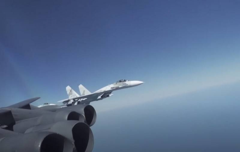 «Немыслимые ошибки»: NATO Air Force criticized for the actions of Russian fighters