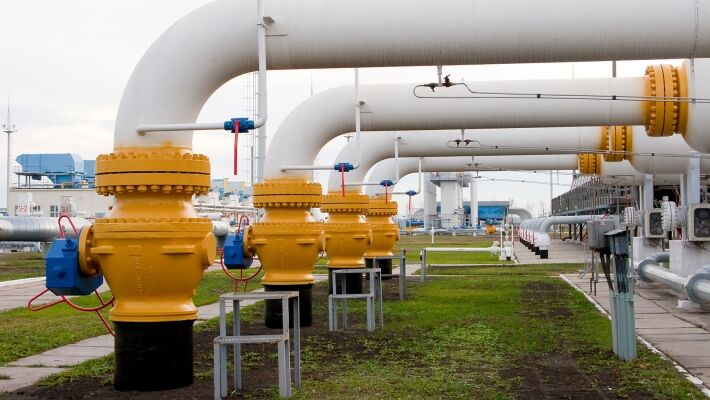 Record gas volumes determine the level of falling consumption in Ukraine
