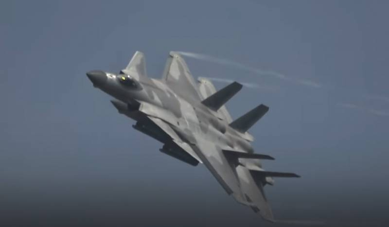 «Счёт побед 17:0»: in China talked about the test battles of the J-20 with fighters of previous generations of the PLA Air Force